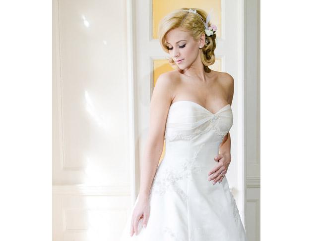 Bridal Make-up by Make-up Artist Michelle MacGregor
