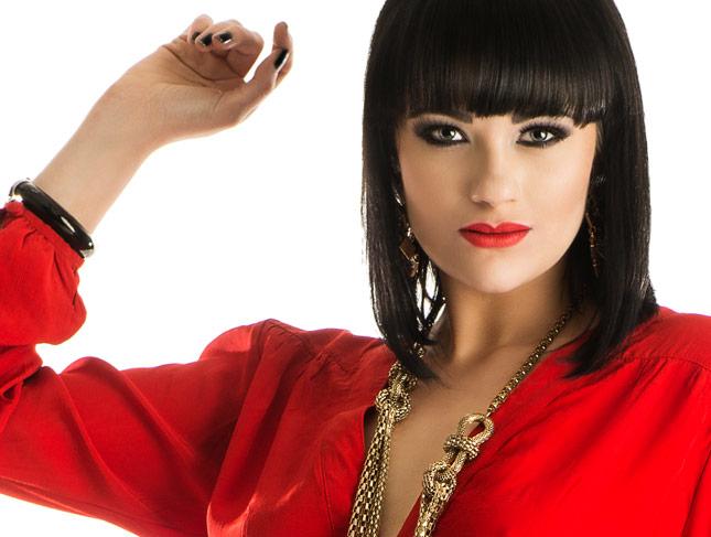 Fashion Make-up by Make-up Artist Michelle MacGregor